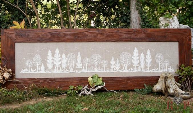 La foresta di Fànes