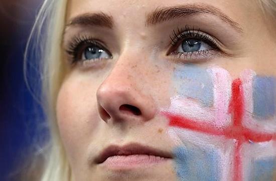 Francia vs Islanda - EURO 2016