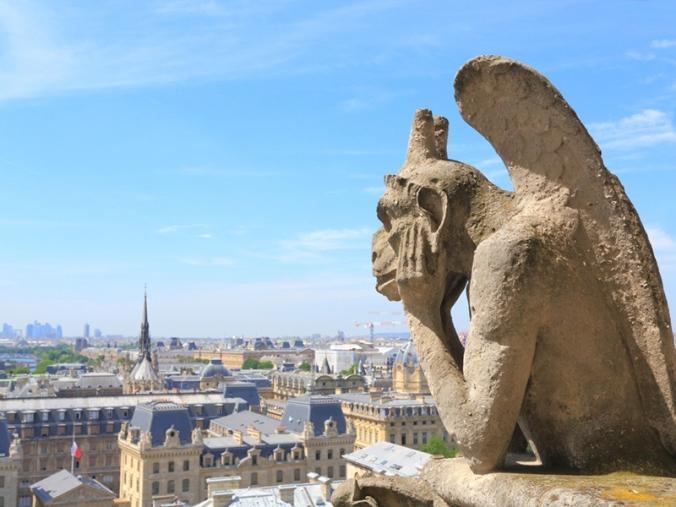 Tours Notre-Dame de Paris